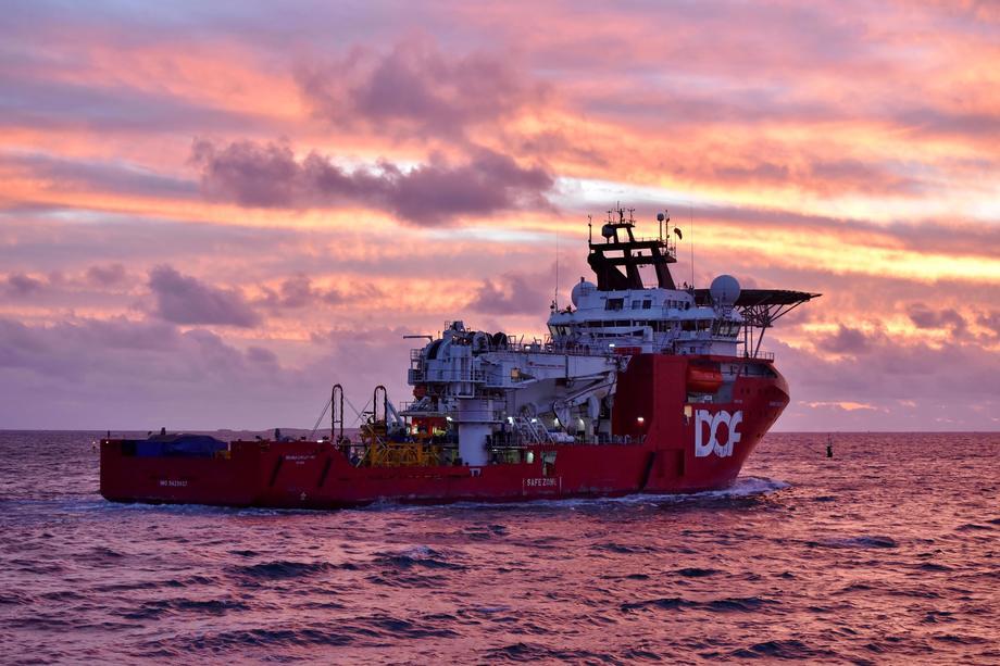Fartøyet «Skandi Singapore»  skal utføre jobben for to kunder fra Australia i Asia- og Stillehavsregionen. Foto: Bahnfrend/WikiCommons.