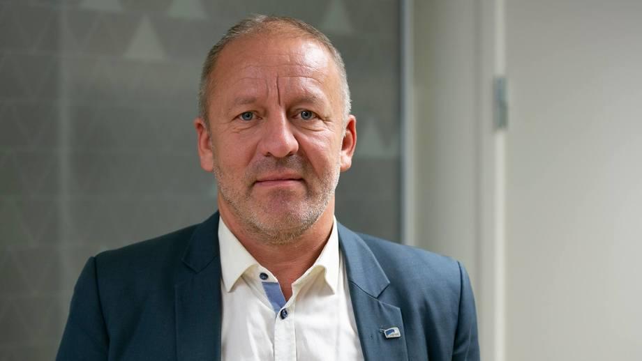 Geir-Inge Sivertsen es el nuevo Ministro de Pesca de Noruega. Foto: Ministerio de Comercio e Industria.