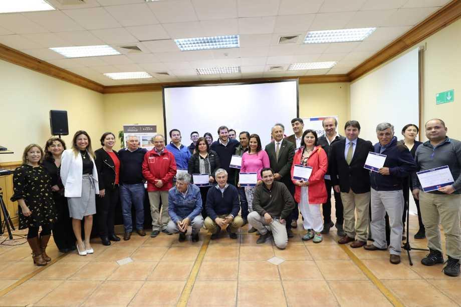 Lanzamiento del PTI Desarrollo Competitivo de Canales y Fiordos de Aysén. Foto: Corfo Aysén.