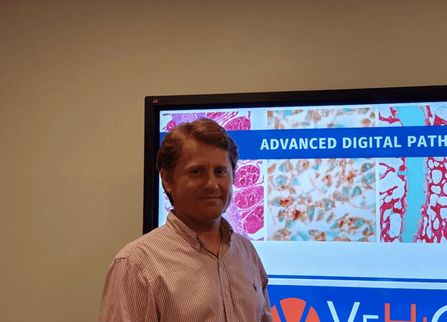 Marcelo Vera, gerente Comercial de VeHiCe. Foto: Salmonexpert.