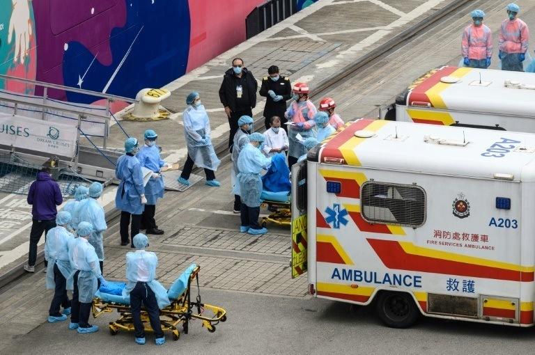 El coronavirus se ha extendido a una veintena de países. Imagen: Agencia AFP.