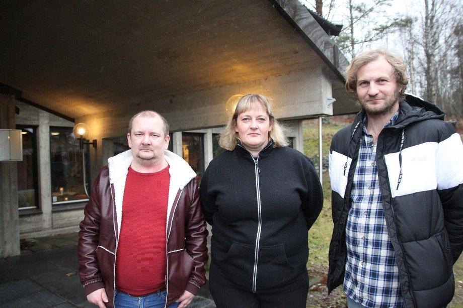 Bente Marie Kvam, (SalMar), Thomas Gudbrandsen (Lerøy) og Roald Jensen (Mowi) står samlet bak dette innlegget.