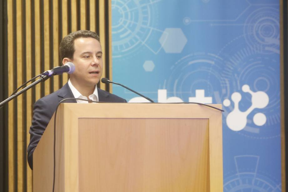 Alan García es director ejecutivo de Sofofa HUB. Imagen: Sofofa.