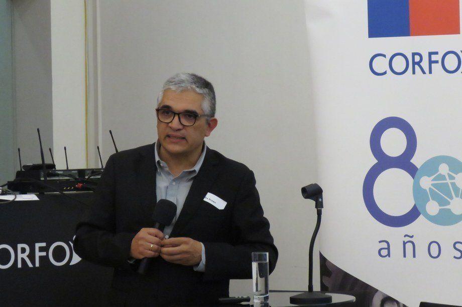 Alex Brown, gerente I+D Ecosea Farming Spa y Project Leader de Fraunhofer Chile Research. Foto: Archivo Salmonexpert.