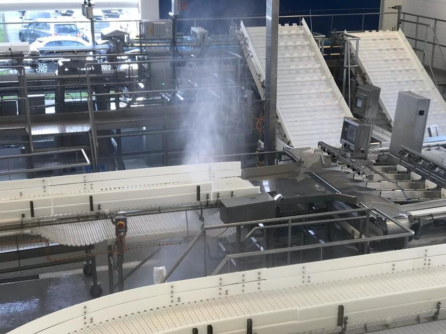 La compañía ha vendido distintas maquinarias desde Iquique a Punta Arenas y exporta sus productos a cinco países latinoamericanos: Perú, Argentina, Brasil, México y Ecuador. Imagen: B&S Cleaning Systems.