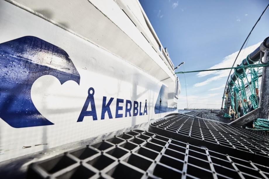 I forbindelse med sammenslåingen av de tre selskapene kommer Åkerblå inn på eiersiden.Foto: Åkerblå AS.