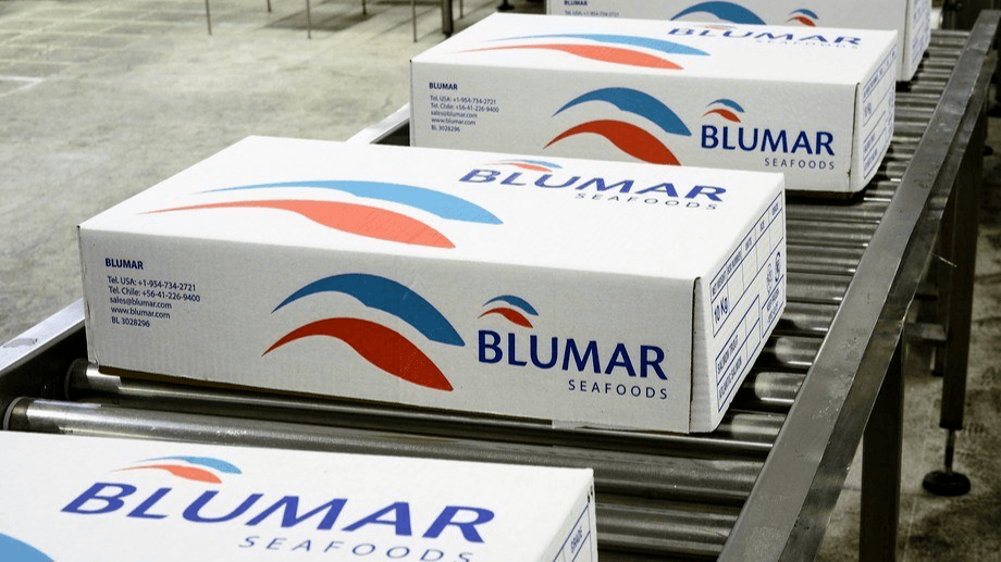 Blumar has been placed on Russia's