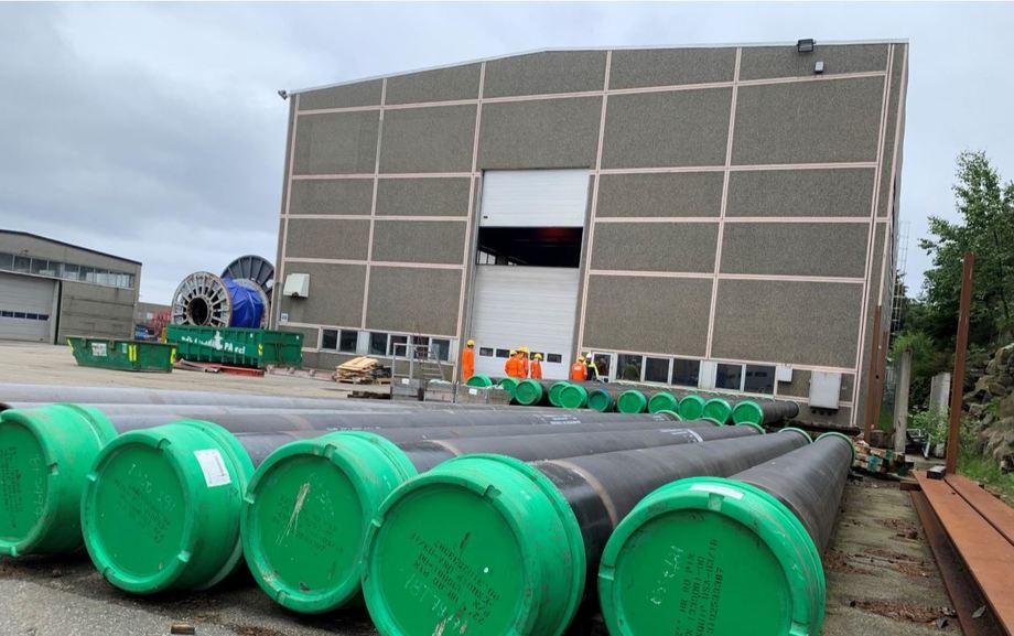 Endur Industrier har sine produksjonslokaler i Dusavika, Stavanger. Endur ASA har nå kjøpt opp selskapet noe som betyr at flere titalls arbeidsplasser er reddet. Foto: Endur ASA