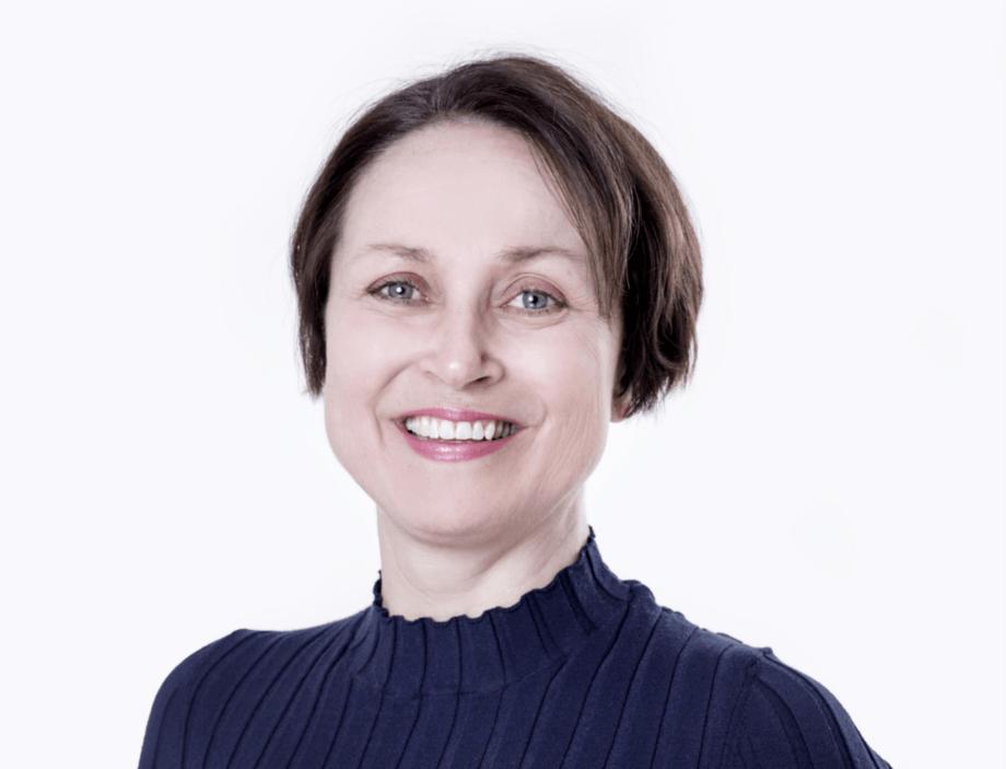 Heidi Wolden gleder seg til å bruke sin tidligere erfaring i en ny jobb som administrerende direktør i Norled. Foto: Elisabeth Tønnessen.