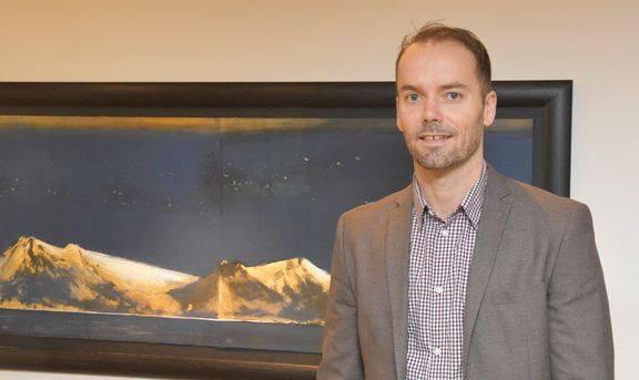 Kay Ove Hafsaas er tilsett som ny rådgivar i Fiskebåt. Foto: Odd Kristian Dahle