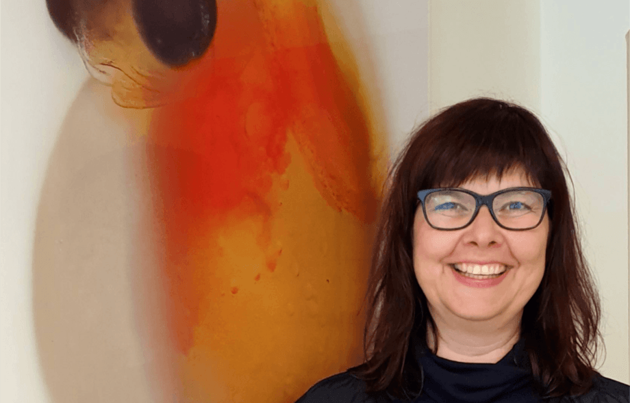 Kate Furhovden Stenerud  er ny regionleder for salg sør i Benchmark Genetics.