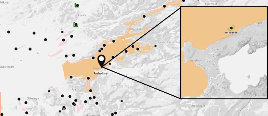 Det er påvist Furunkulose på en av lokalitetene til Emilsen Fisk nord i Trøndelag. Kilde: Barentswatch