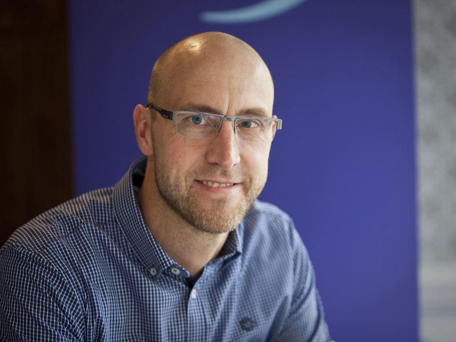 Håvard Jørgensen, director gerente de BioMar en Noruega. Foto: BioMar.