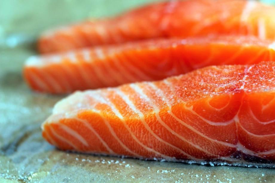 97% del total de productos del mar frescos enviados desde Noruega a EE.UU., correspondió a salmón y trucha. Imagen: Freeimages.