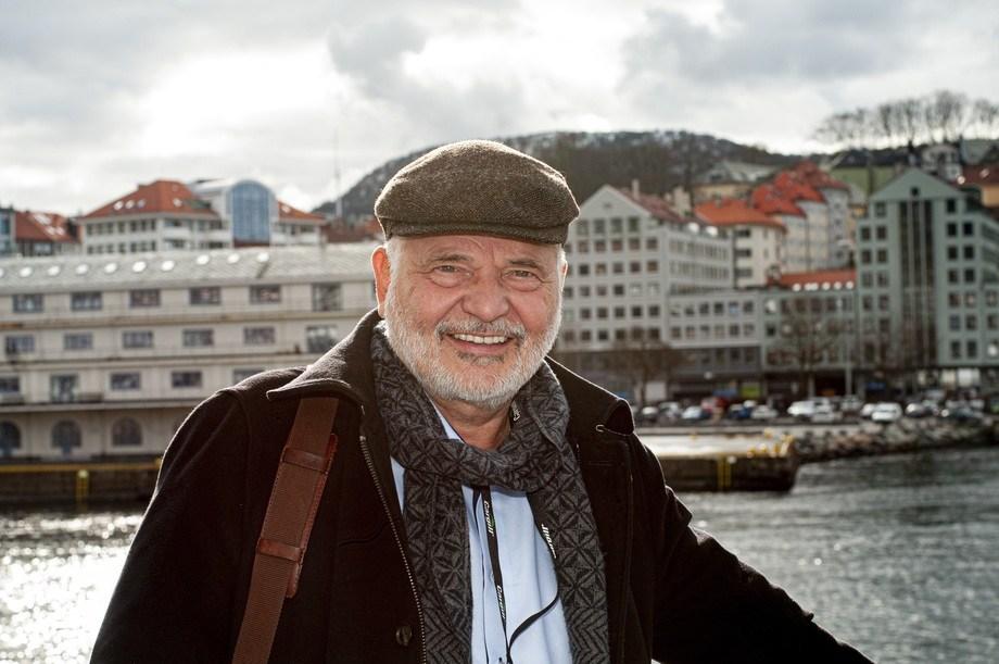 Roy Pettersen er grunnleggeren av Andfjord Salmon. Foto: Pål Mugaas Jensen