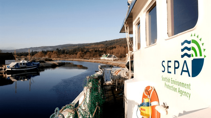 SEPA is relaxing some rules for salmon farmers during the Covid-19 outbreak, providing it is told what's happening and why.