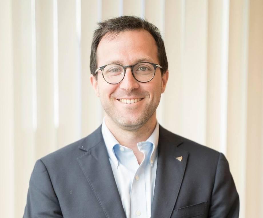 Fernando Pérez, gerente Comercial de Ventisqueros. Foto: Ventisqueros.