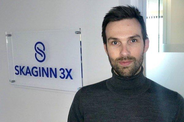 Skaginns Ragnar Guðmundsson melder om økte henvendelser fra laksenæringen. Foto: Skaginn 3X.