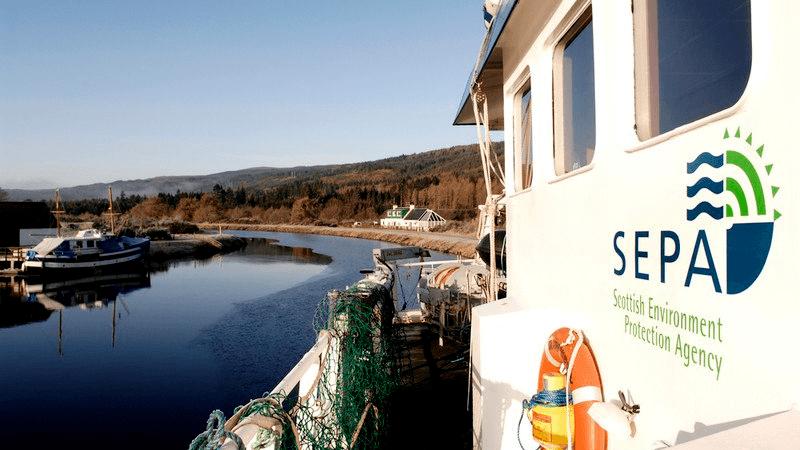 Det skotske miljøvernforbundet SEPA myker opp enkelte regler som følge av koronakrisen. Foto: FishfarmingExpert