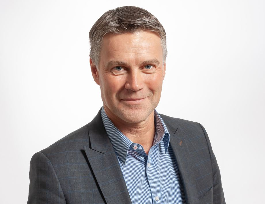 Jan Olav Langeland får gode skussmål som en relasjonsbygger med gode evner til å støtte og motiverer sine medarbeidere. Foto: Nina Valvik Hellesøe