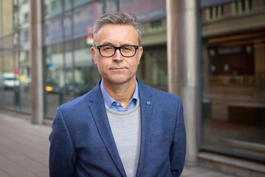 Fiskeri- og sjømatminister Odd Emil Ingebrigtsen. Foto: Hans Kristian Thorbjørnsen