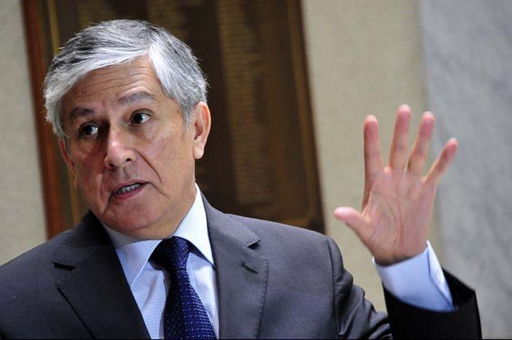 Senador David Sandoval. Foto: Congreso de Chile.