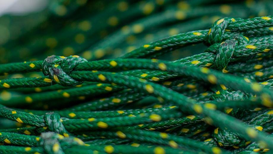 Fimar se especializa en redes para la industria acuícola y pesquera. Foto: Fimar.