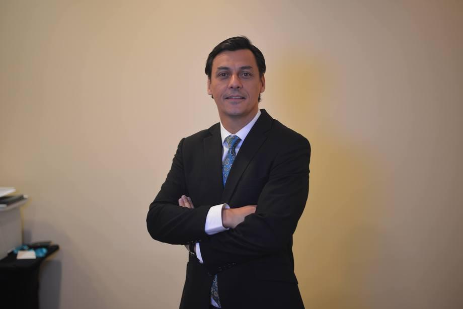 Director comercial de ProChile en Shangái, Juan José Vial. Foto: ProChile.