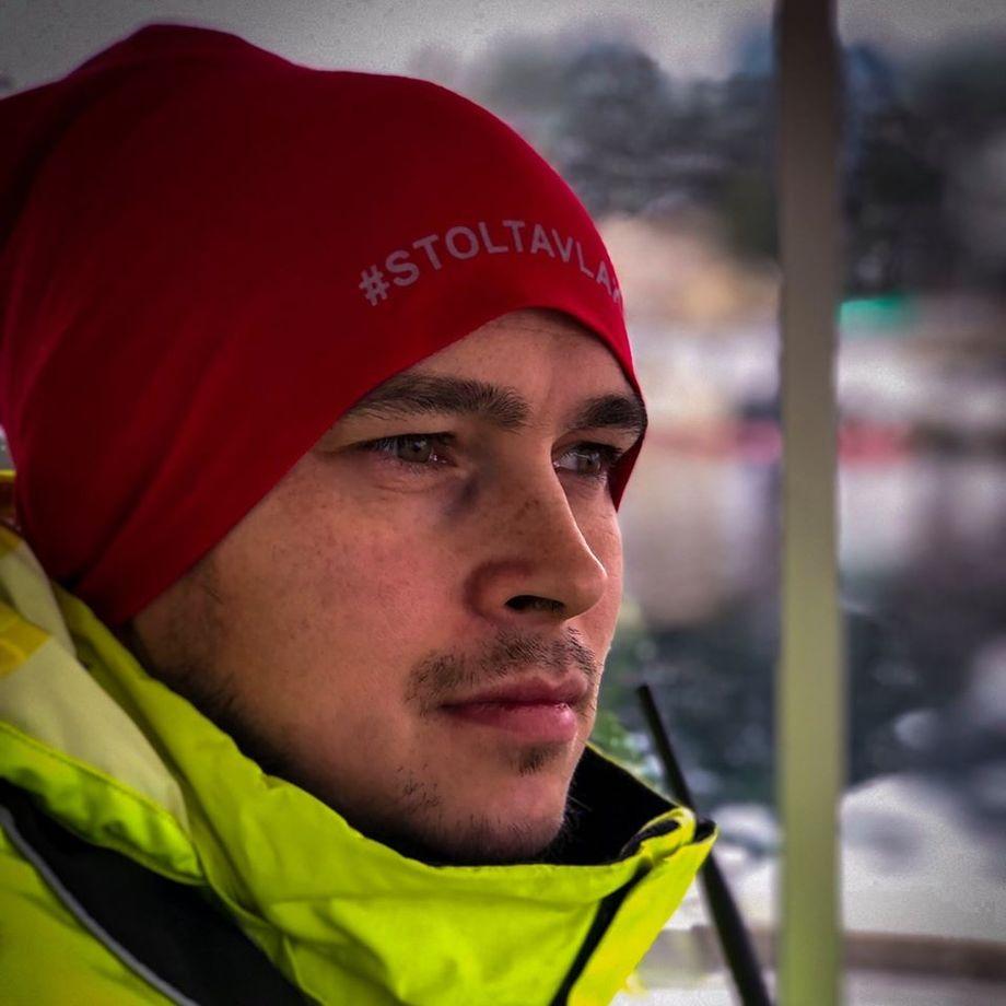 Stian Lernes går fra Lerøy Seafood Group til STIM. Foto: Privat.