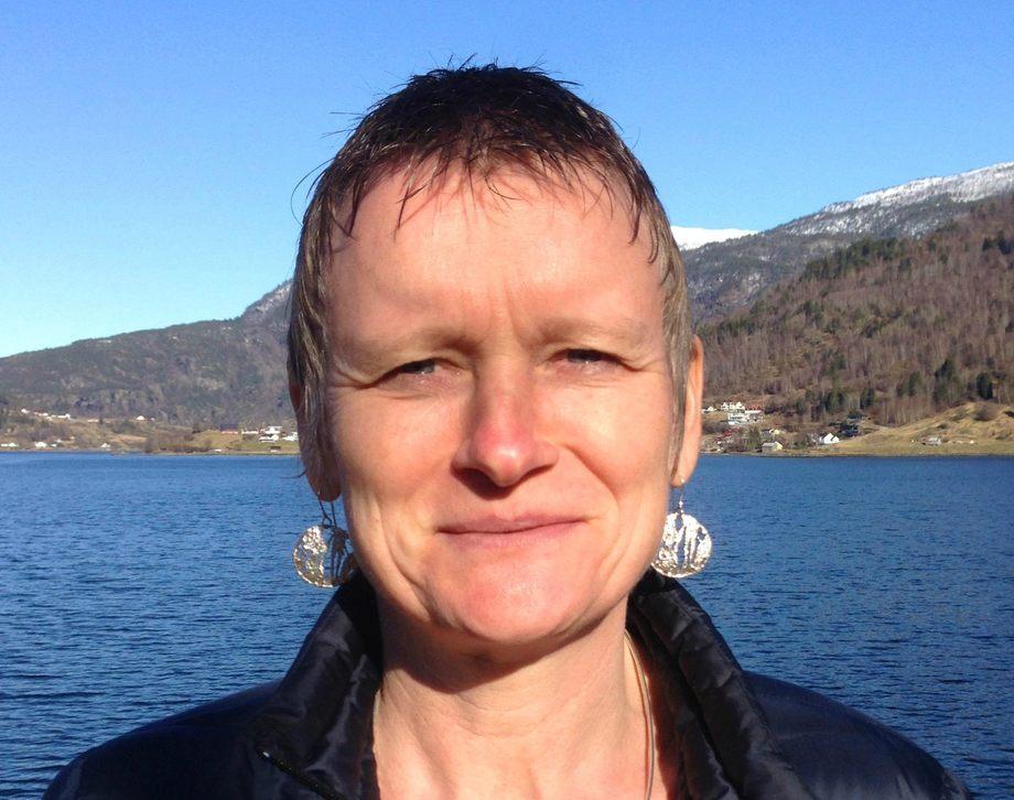 Katrin Bunte er tilsatt som daglig leder i Norsk Havbrukssenter Visning. Foto: privat.