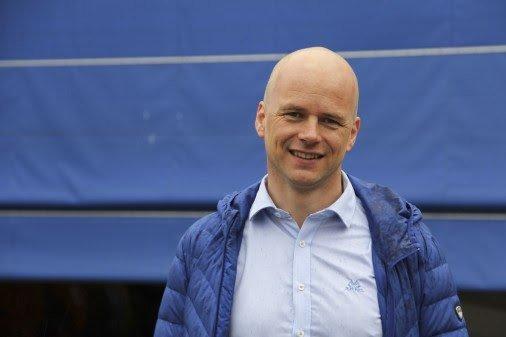 Mads-Andre Værnes er ny finansdirektør ved Kleven Verft. Foto: Kleven Verft