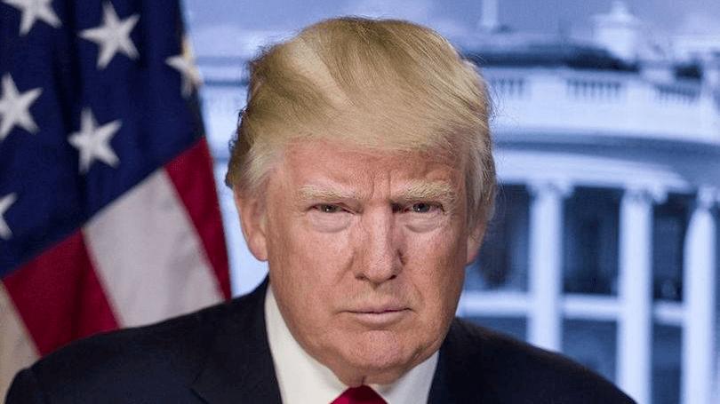 Presidente Donald Trump lanzó Orden Ejecutiva para fomentar la acuicultura en alta mar, entre otros temas relacionados a productos del mar. Foto: Gobierno de Estados Unidos.
