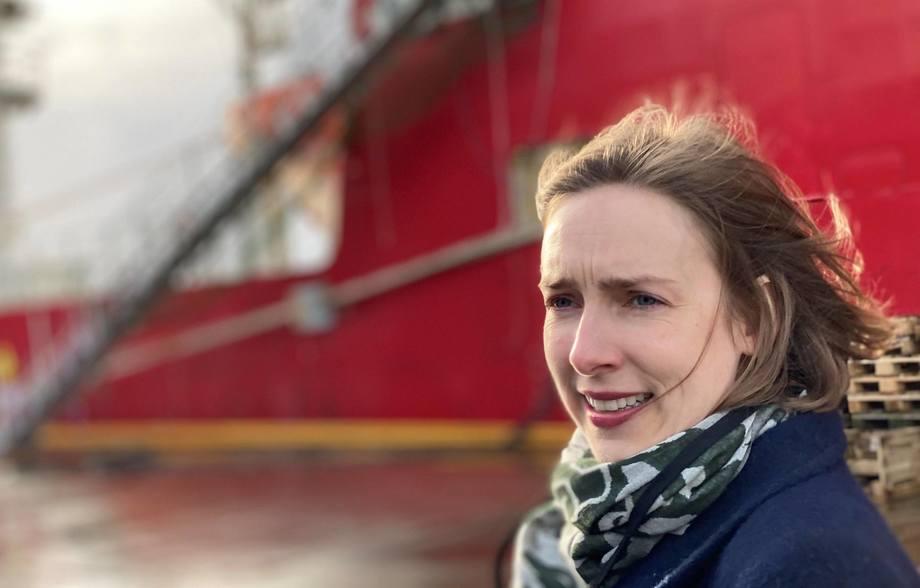 Næringsminister Iselin Nybø (V) og fiskeri og sjømatminister er glad for ny ordning er på plass. Foto: Nærings- og fiskeridepartementet