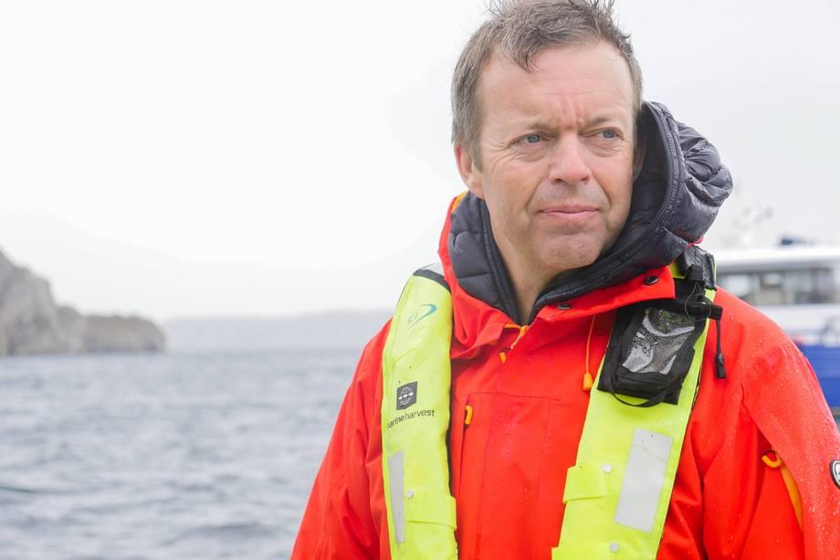 Alf Helge Aarskog gikk av som konsernleder for Mowi i fjor. Nå er han tilbake i styret for selskapet. Illustrasjonsfoto: Mowi.