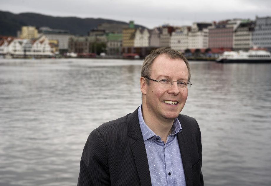 Pål Korneliussen er blitt ny Norge-ansvarlig for Garware. Foto: Privat.
