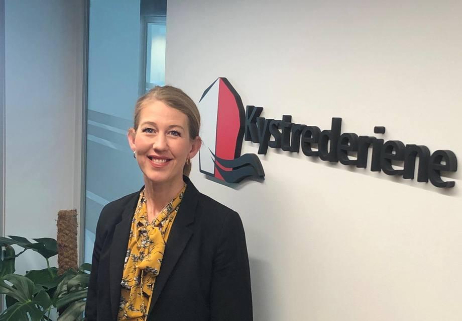Tanja Hoel er ny styreleder i Brønnbåteiernes Forening. Foto: Kystrederiene