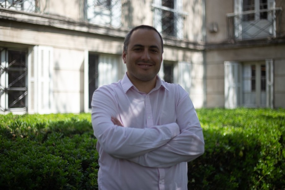 Felipe Manterola,cofundador de wherEX. Foto: wherEX. pla