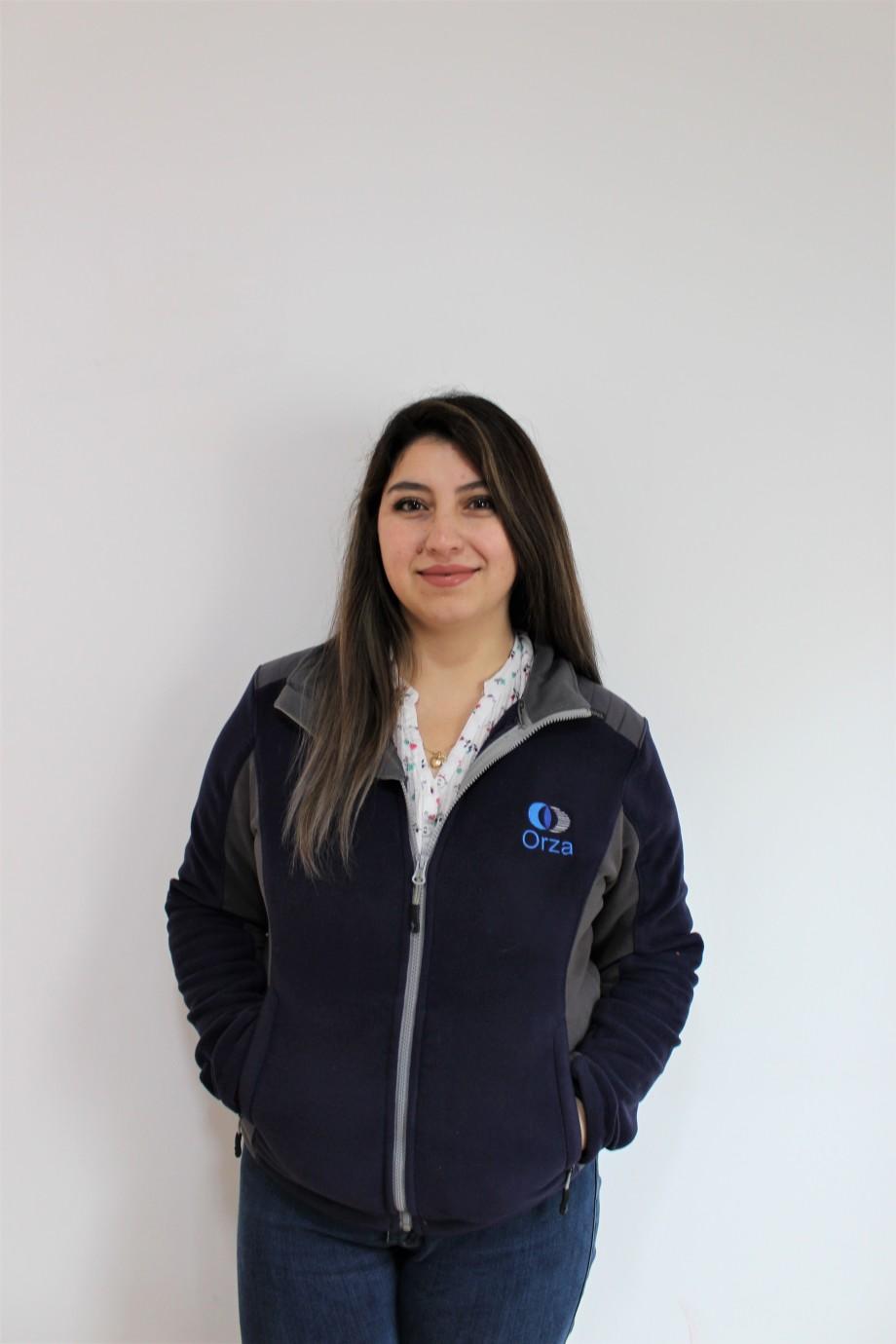 Yobel Diedrichs es prevencionista de riesgos de Universidad Tecnológica de Chile Inacap. Imagen: Orza.