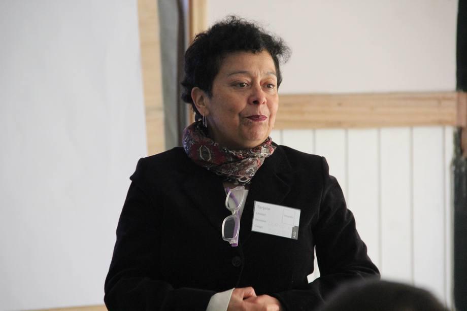 Dra. Doris Soto. Foto: Archivo Salmonexpert.