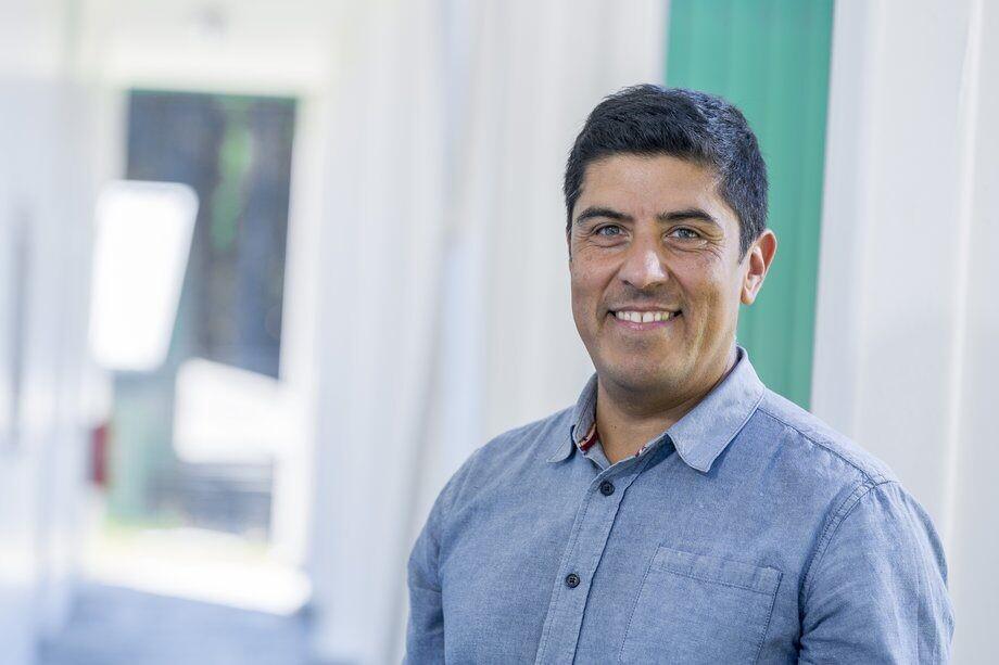 Rodrigo Torrijo, gerente general de Hendrix Genetics. Foto: Hendrix Genetics.