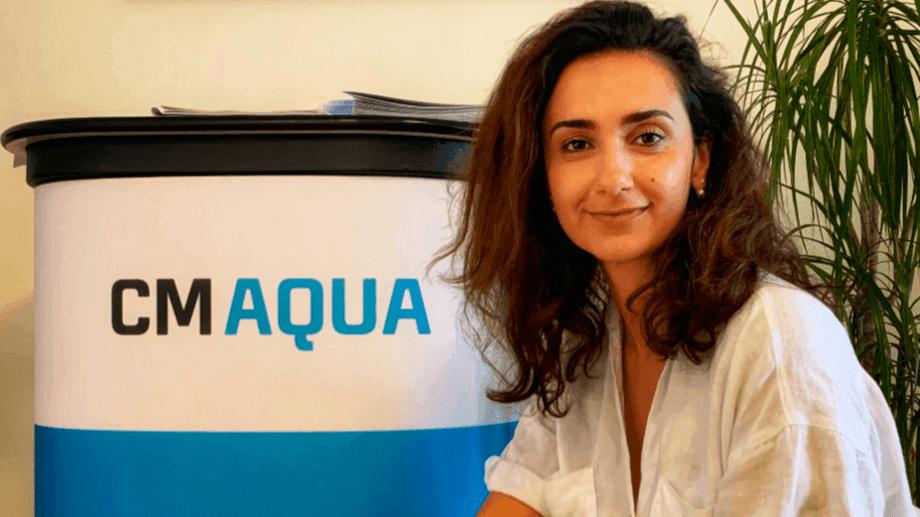 Camilla Cetinkaya has been named CM Aqua's director for Denmark. Photo: CM Aqua.
