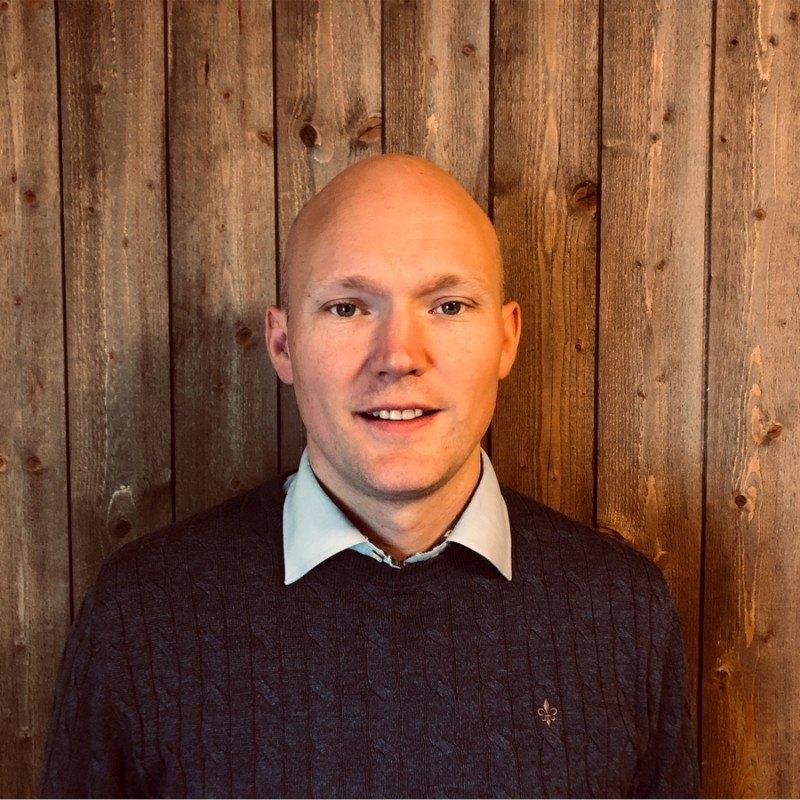 Erik Holvik blir ny kommersiell direktør i Grieg Seafood. Foto: Grieg Seafood