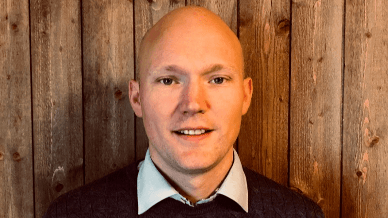 Erik Holvik will build Grieg's new sales organisation following the decision to dissolve Ocean Quality. Photo: Grieg Seafood.