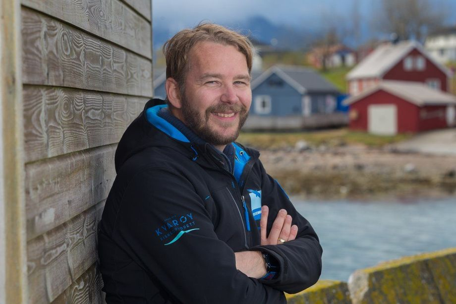 Kvarøy Arctic CEO Alf-Gøran Knutsen: 'We believe in producing salmon in the most responsible way'