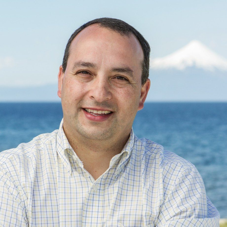 Javier Moya, general manager of Benchmark's new Chilean company. Photo: Benchmark