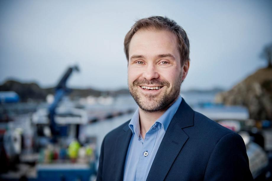 Einar Eide, administrerende direktør i Bremnes Seashore, er nøgd med avgjerda frå Mattilsynet. Foto: Bremnes Seashore