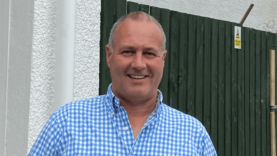 Graham Smith is the new UK and Ireland general manager of aquaculture supplier ScaleAQ. Photo: ScaleAQ.