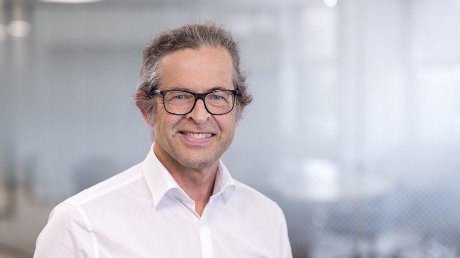 Alexander Hillman blir ny økonomisjef. Foto: Veramaris