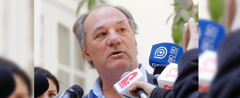 Juan Sutil es presidente de la Confederación de la Producción y del Comercio (CPC). Imagen: CPC.