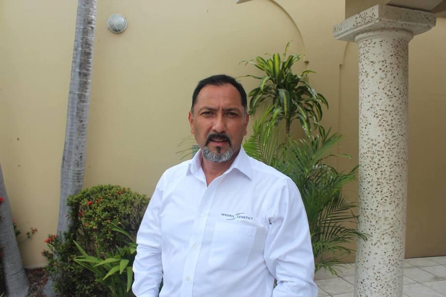 Claudio Cerda, gerente general de Macrobio. Foto: Hendrix Genetics.